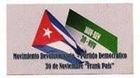 Partido Democrático 30 de Noviembre Frank País